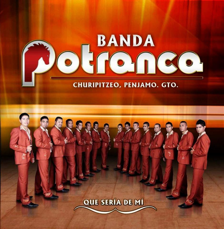 BANDA POTRANCA CONTRATACIONES Y PRECIO AL CEL 4432419132