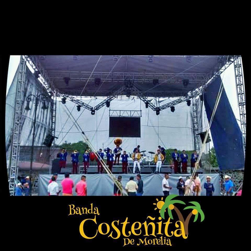 Banda Costeñita de Morelia - Contrataciones Cel 4432419132