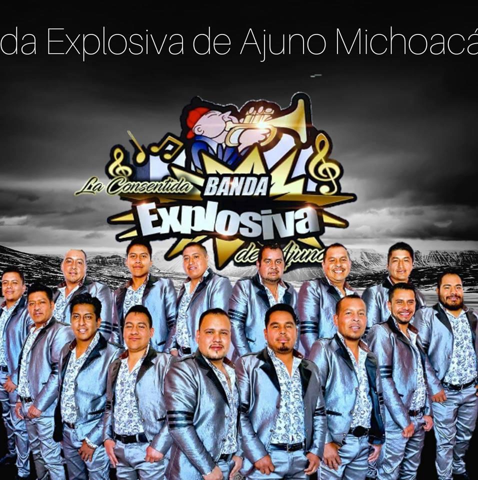 Banda Explosiva de Ajuno - Contrataciones Cel 4432419132