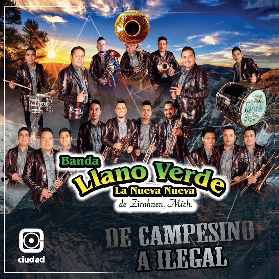 Banda LLano Verde - Contrataciones y Precio Cel 4432419132