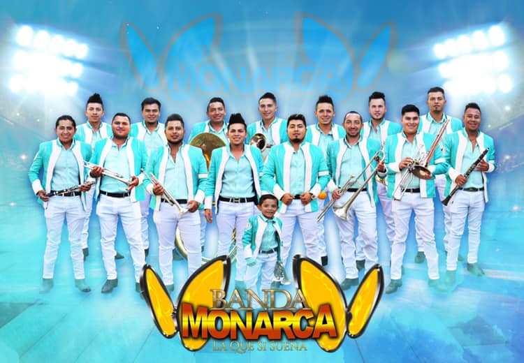Banda Monarca de Morelia - Contrataciones y Precio Cel 4432419132