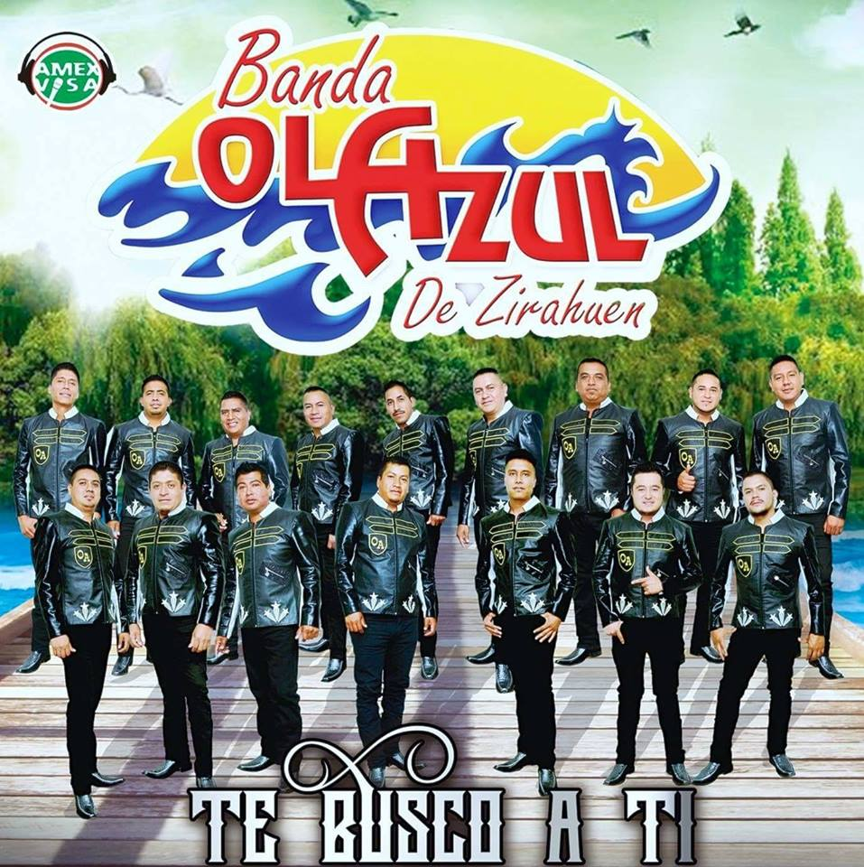 Banda Ola Azul de Zirahuen - Contrataciones y Precio Cel 4432419132