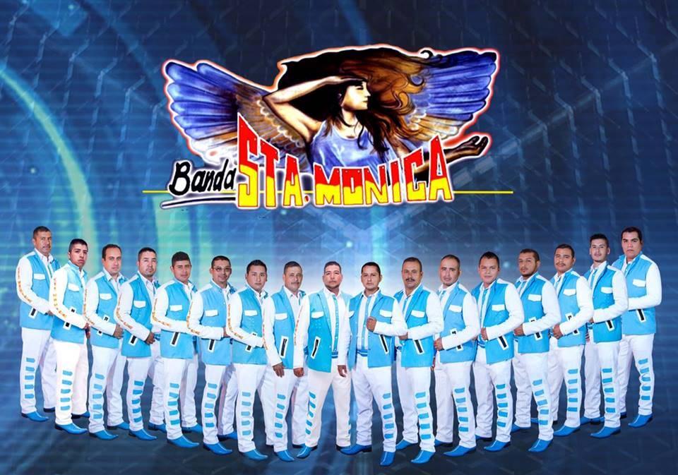 Banda Santa Monica de Cahulote Michoacan - Contrataciones Cel 4432419132