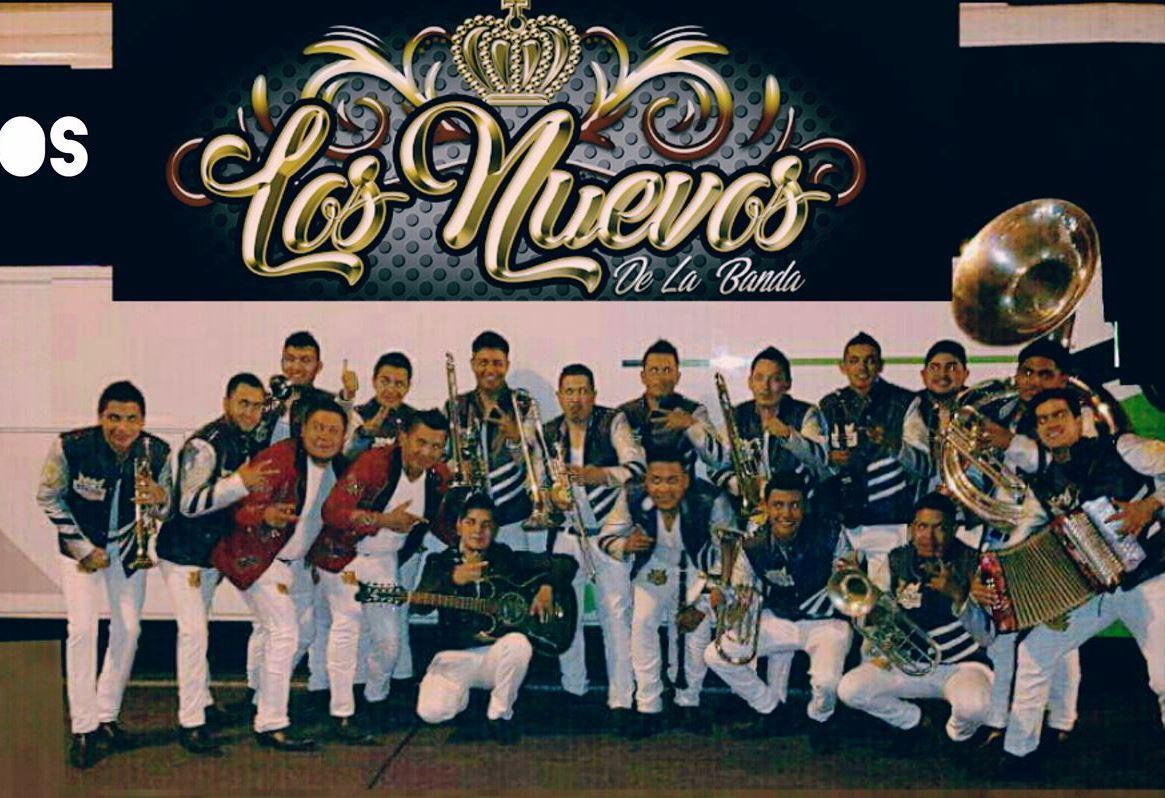 Los Nuevos de La Banda - Contrataciones y Precio Cel 4432419132