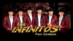 LOS INFINITOS DE ZIRAHUEN CONTRATACIONES Cel 4432419132