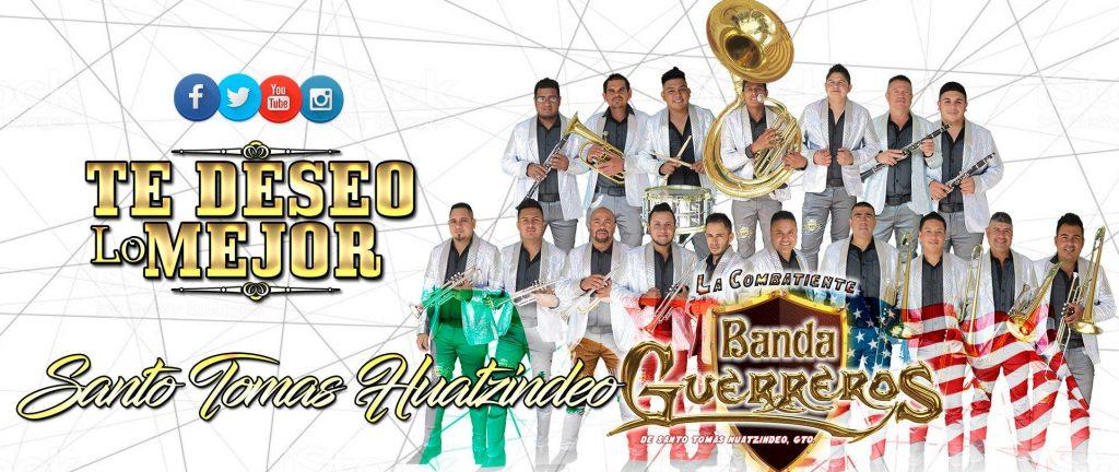 Banda Guerreros del Bajio Contrataciones y Precio Cel 4432419132