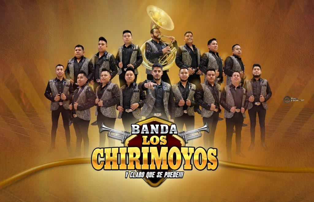 Banda Los Chirimoyos Contrataciones y Precio Cel 4432419132