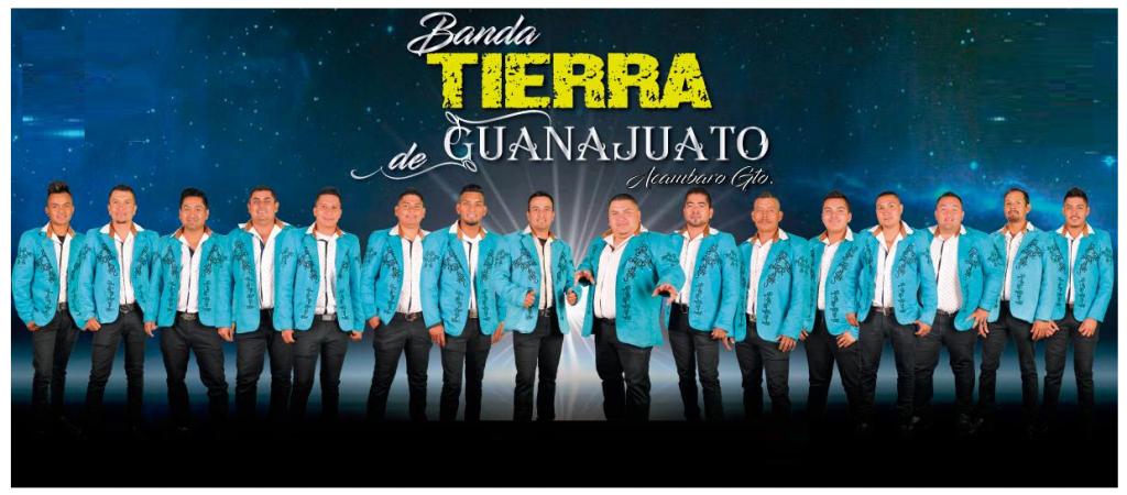 Banda Tierra de Guanajuato Contrataciones Cel 4432419132