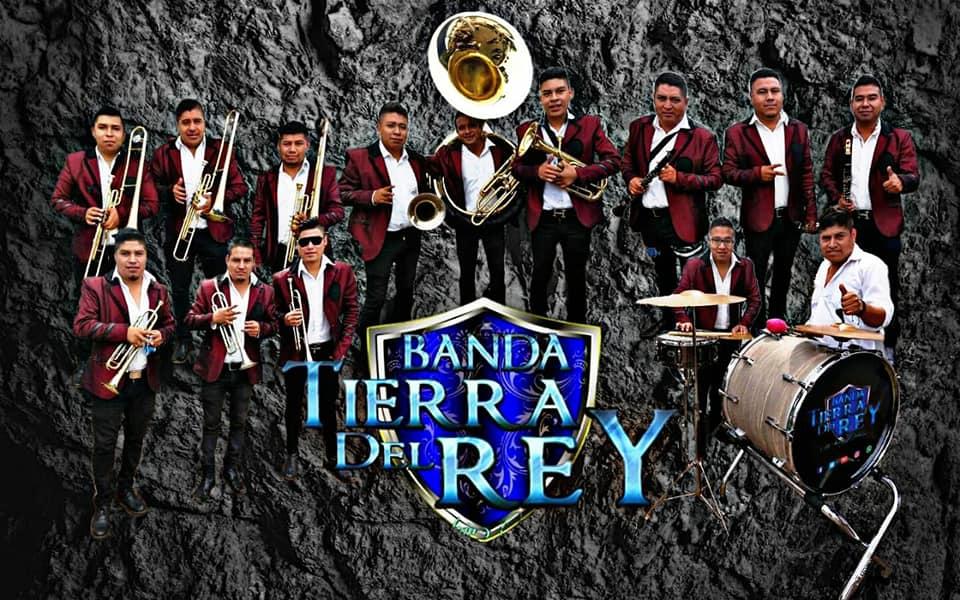 Banda Tierra del Rey Contrataciones y Precio Cel 4432419132
