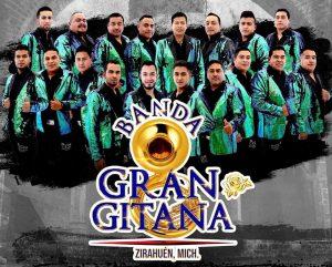 Banda La Gran Gitana de Zirahuen Contrataciones Cel 4432419132